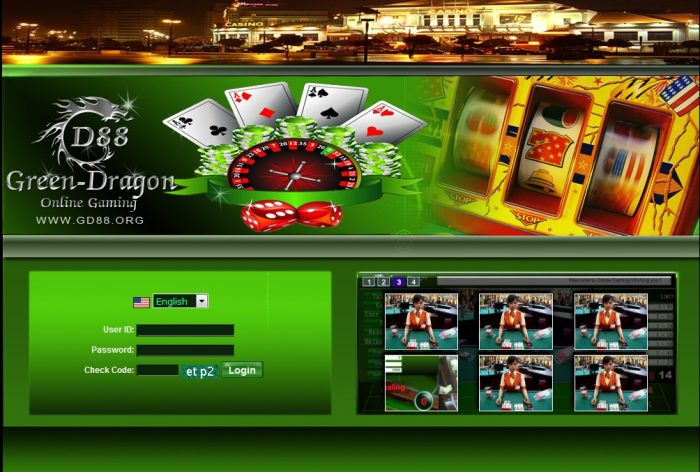 Green Dragon Agen Green Dragon Bandar Green Dragon Judi Casino